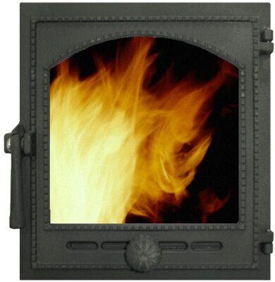 Чугунные дверцы для печей стандартных размеров IB93